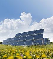 Солнечная электростанция 15 кВт.