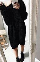 Осеннее женское платье «Травка» (К20112)