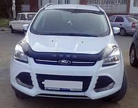 Ford Kuga Дефлектор капота мухобойка на для FORD Форд Kuga 2013-