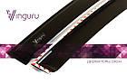 Дефлекторы окон ветровики на MITSUBISHI Митсубиси Pajero Sport 2008-, фото 3