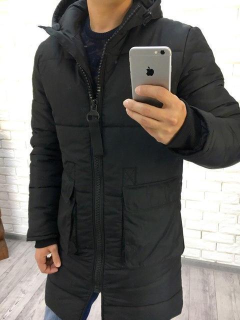Зимнее мужское пальто «Аляска» (К20461) - DESEO BOUTIQUE. Оптово-розничный ad6b2ffd9b2ab