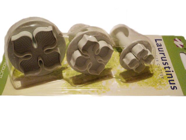 Набор кондитерских форм для мастики Гортензия