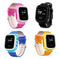 Детские смарт часы с GPS трекером Smart Baby Watch Q60