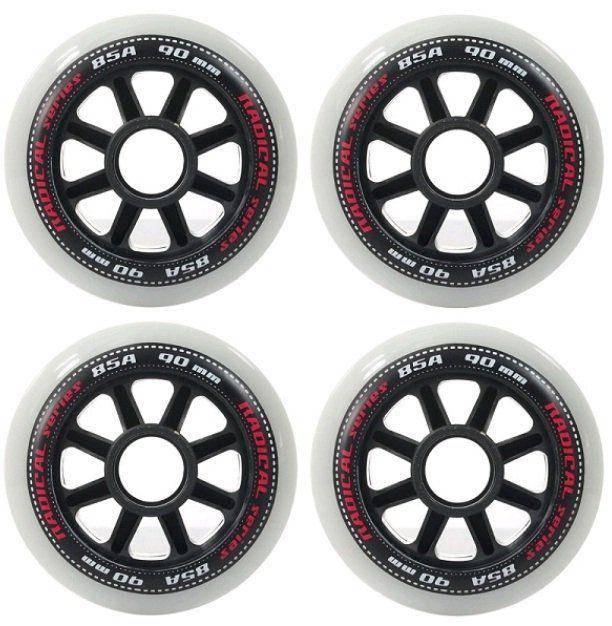 Колеса для роликов Radical 85А (4 шт)