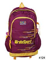 Универсальные рюкзаки для учебы взрослый-подросток (фиолет)45*29, фото 1