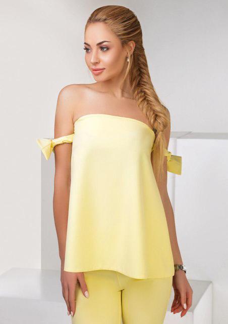 e2cb3feeaac Купить Летний женский брючный костюм (К21378)  ...  в Украине