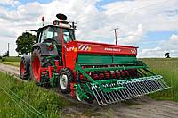 Посівний комплекс (дископлуг та сівалка) 4 м,навісний на трактор 130-150 к.с. AGRO-MASZ