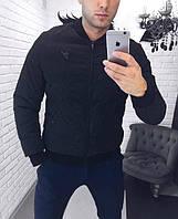 Мужская весенняя куртка из плащевки (К21415)