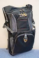 Универсальные рюкзаки для учебы взрослый-подросток (черный)26*43