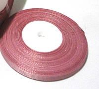 Лента репсовая  0.6 см  светло-сиреневая