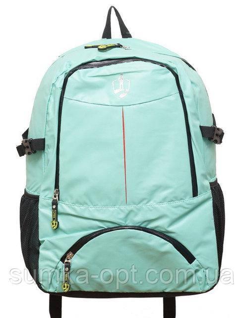 Универсальные рюкзаки для учебы взрослый-подросток (голубой)43*30