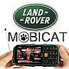Защищенный противоударный и водонепроницаемый телефон Land Rover Dbeif D2016 13800mAh TV Power Bank Фонарик