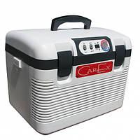 Автохолодильник CarEx RI-19-4DA (12V-24V-220V) 19л