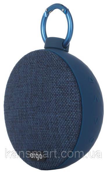 Портативная акустика Ergo BTS-710 Blue