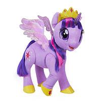 My Little Pony Интерактивная пони Твайлайт Спаркл The Movie My Magical Princess Twilight Sparkle Interactive Plush