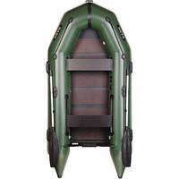 Надувная лодка Bark BT310 с реечным настилом, трехместная