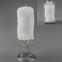 Свадебная свеча 14 см 023Q