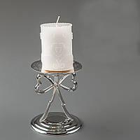 Свадебная свеча 8 см 019Q