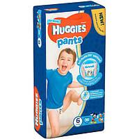 Трусики-подгузники Huggies Pants 6 15-25 кг 36 шт