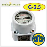 Счетчик газа Ямполь G 2,5 РЛ (Роторный)
