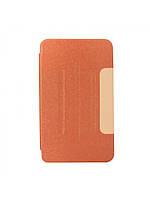 """Чехол-подставка Folio для Samsung Galaxy Tab 4 Т230/T231/T235 7"""" розово-золотой, фото 1"""