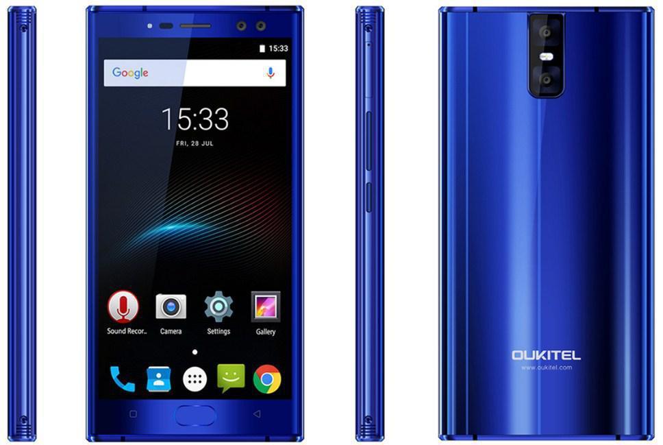 314e7eab84d11 Купить Oukitel K3 4/64Gb Blue Гарантия 1 Год! за 3 829 грн. - цена ...