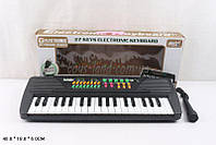 Музыкальный орган TLF-011FM  батарейки ,32клавишы, в коробке 48*19*6 см.