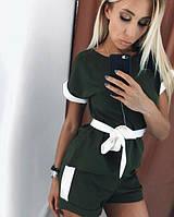 Костюм женский летний с шортами (К22630), фото 1