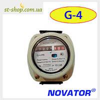 Счетчик газа Novator РЛ 4 (Роторный)