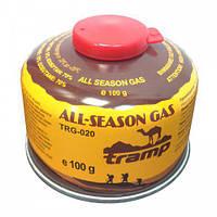 Баллон 100 гр. газовый Tramp TRG-020