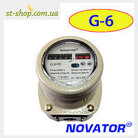 Счетчик газа Novator РЛ 6 (Роторный)