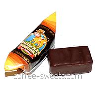 Конфеты Вольская Коровка шоколадная на сливках Вольский кондитер