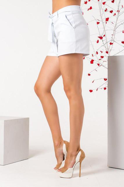 f2f4107a8956 Купить Летние женские белые шорты (К22889) [...] в Украине