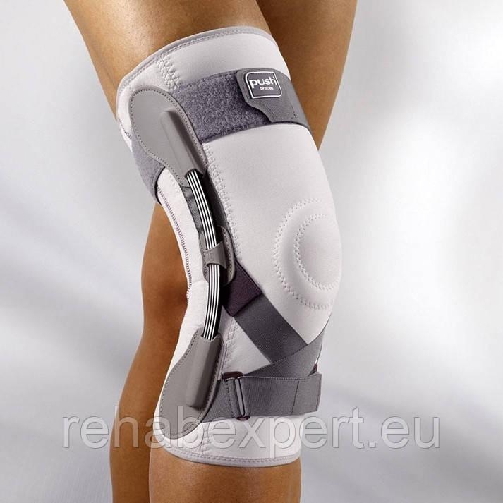 Ортез на коленный сустав push med knee brace цена операция на сустав при помощи винта