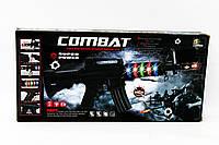 Автомат игрушечное оружие   батарейки  AK788-1  в коробке