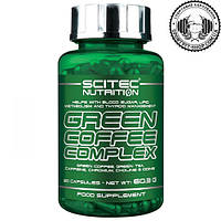 Жиросжигатель Scitec Nutrition Green Coffee Complex 90 caps.