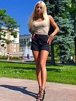 Шорты женские летние с карманами (К23157), фото 1