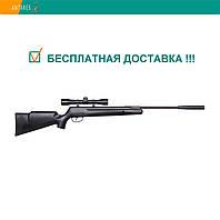Пневматическая винтовка Crosman Benjamin Prowler NP RM BPNP17X с ОП 4x32 газовая пружина 305 м/с, фото 1