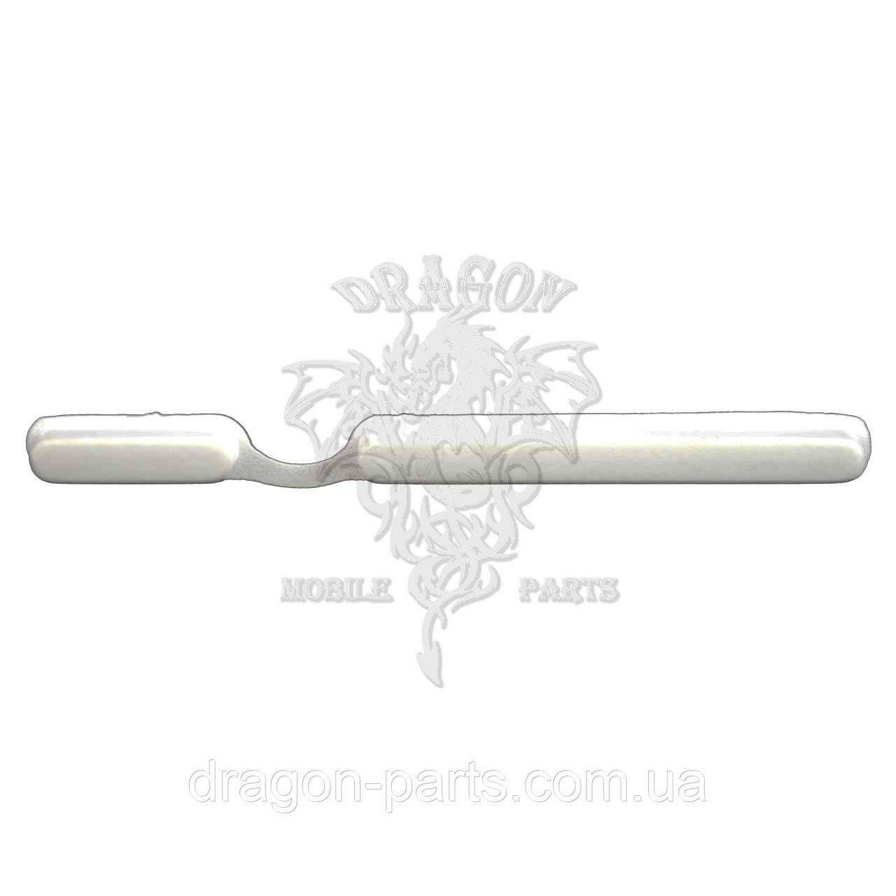 Кнопка громкости и включения Nomi Corsa 3 C070012 белая, оригинал