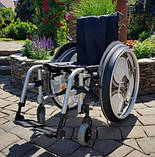 Активная Инвалидная Коляска Sunrise Medical SOPUR EasyLife T Active Wheelchair 38cm/38cm, фото 2