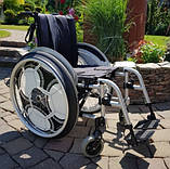Активная Инвалидная Коляска Sunrise Medical SOPUR EasyLife T Active Wheelchair 38cm/38cm, фото 3