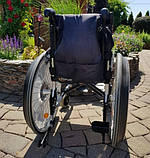 Активная Инвалидная Коляска Sunrise Medical SOPUR EasyLife T Active Wheelchair 38cm/38cm, фото 4