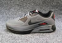Кроссовки мужские  Nike Air Max 90 серые (найк аир макс)(р.41,44,45,46)