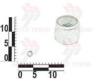 Гайка М12х1,25 штанги реактивної ВАЗ 2101-07 з/до (пр-во БелЗАН 0001-0061050-11)
