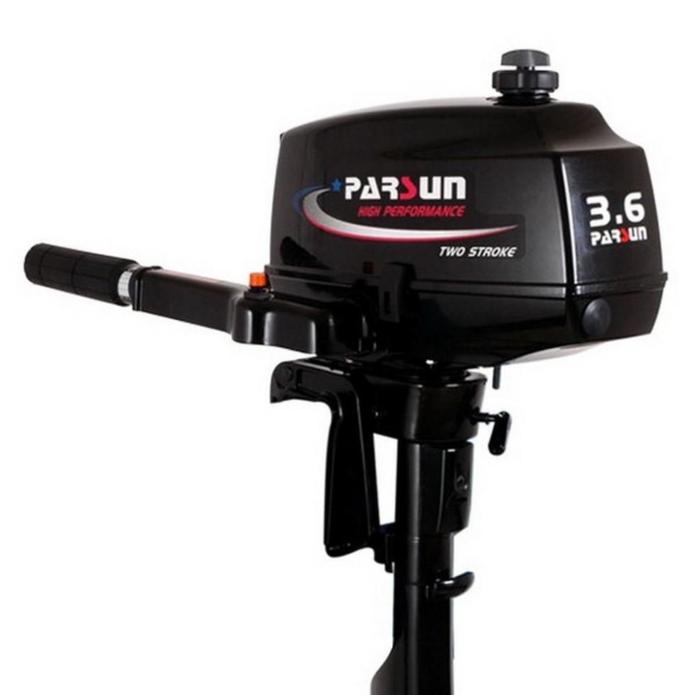 Лодочный мотор Parsun TС3.6 BMS. Двухтактный;
