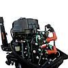 Лодочный мотор Parsun T15 BMS. Двухтактный;, фото 3