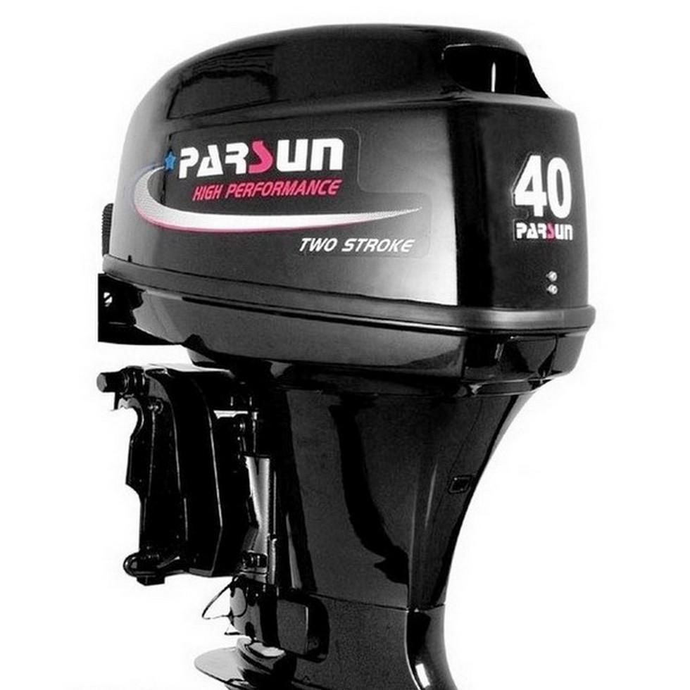Лодочный мотор Parsun T40J FWS. Двухтактный