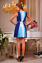 Женское летнее платье без рукавов (0841 svt), фото 3