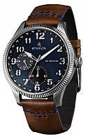 Годинник STARION A582 S/Blue коричневий рем.