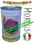 Капуста цветная пурпурная (фиолетовая) сицилийская, ТМ Hortus (Италия), банка 500 грамм, фото 3